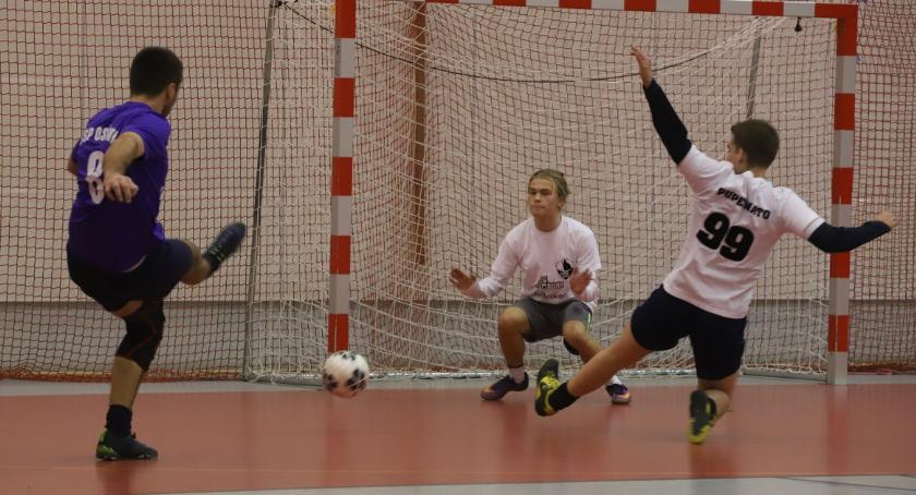 Piłka nożna, Złotowska Futsalu - zdjęcie, fotografia