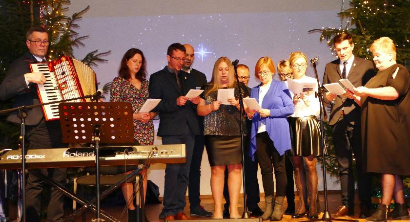 Spotkania i festyny, Kolędowo Polskim - zdjęcie, fotografia
