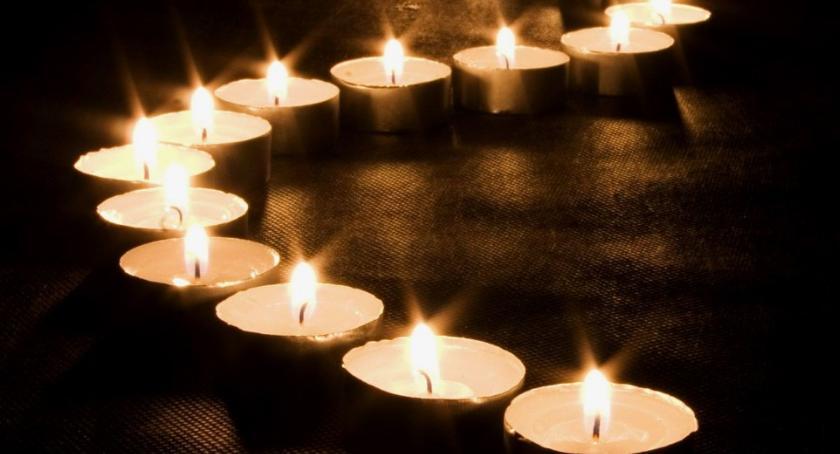 Interwencje czytelników, Marsz milczenia przeciwko przemocy Złotowie - zdjęcie, fotografia