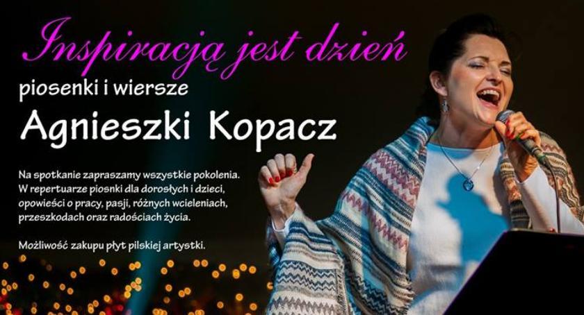 Koncerty muzyka, Agnieszka Kopacz wystąpi dzisiaj Złotowie - zdjęcie, fotografia