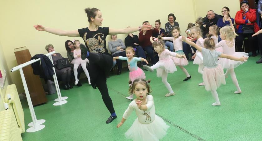 Uroczystości obchody, Dzień Babci Dziadka szkole tańca FerDance - zdjęcie, fotografia