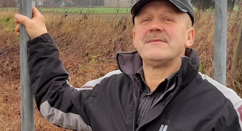 Ludzie i ich pasje, Spowiedź szeryfa Jerzy Ćwirko podskoczył - zdjęcie, fotografia