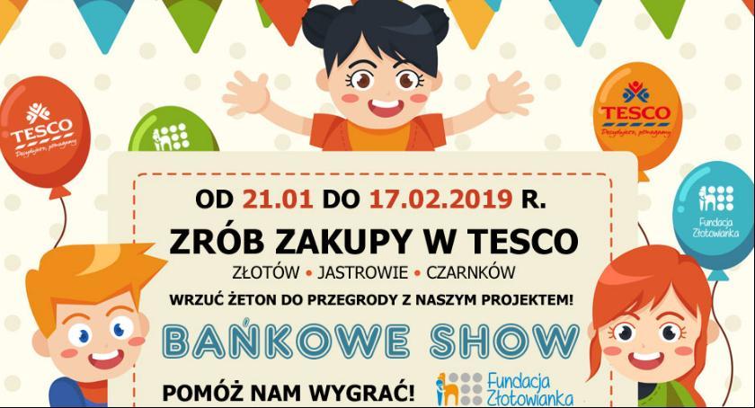 Dzień dziecka w Złotowie z Złotowianką i Tesco Polska