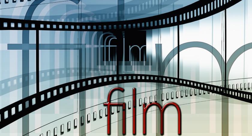 Kino film teatr, Koło filmowe Okonku - zdjęcie, fotografia
