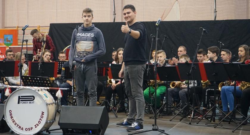 Koncerty muzyka, Próba generalna przed koncertem - zdjęcie, fotografia