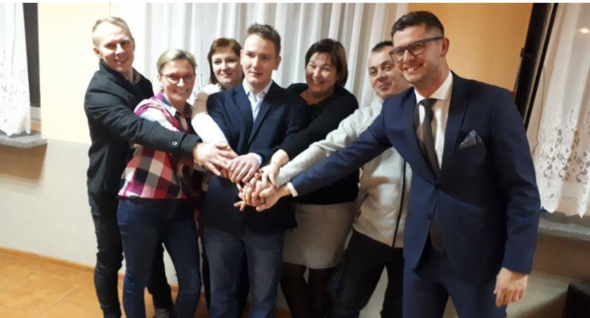 Samorządowcy, sołtys pokieruje sołectwem Lipka - zdjęcie, fotografia
