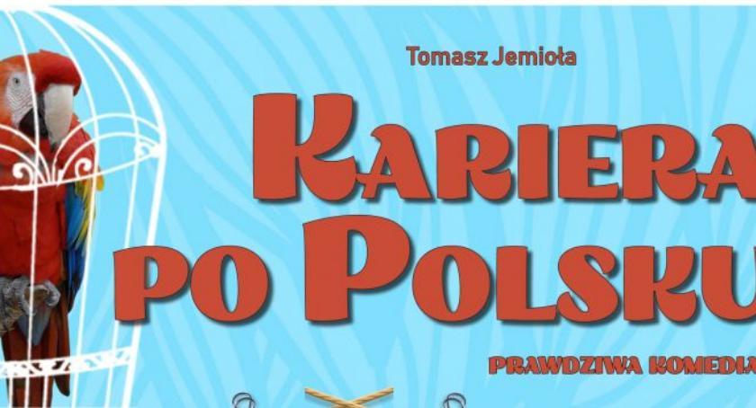 Kino film teatr, Kariera polsku Okonku - zdjęcie, fotografia