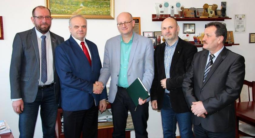 Samorządowcy, dalej CKZiU Jastrowiu - zdjęcie, fotografia