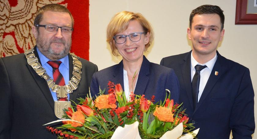 Samorządowcy, Dorota Murach Zastępcą Wójta Gminy Zakrzewo - zdjęcie, fotografia