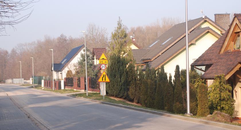 Spośród zainstalowanych w ubiegłym roku 119 lamp sześć postawiono przy ulicy Stanisława Polańskiego w Krajence