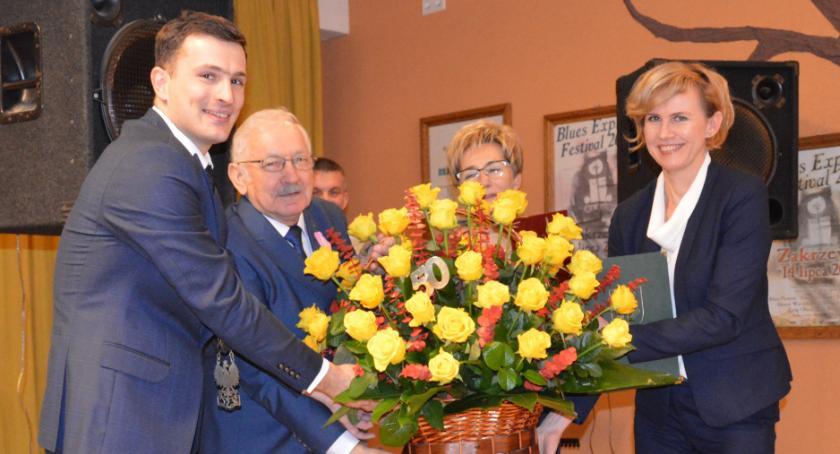 Seniorzy, Złote Państwa Wojciechowskich - zdjęcie, fotografia