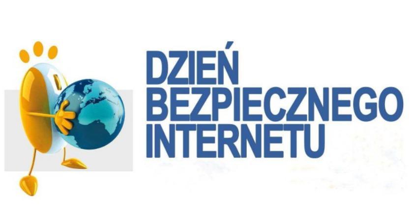 Policja - komunikaty i akcje, Dzień Bezpiecznego Internetu - zdjęcie, fotografia