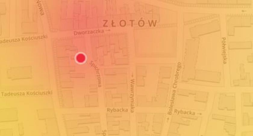 Zdrowie i szpital, Alarm smogowy Wielkopolskich Zdrojach - zdjęcie, fotografia