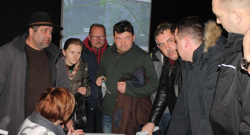 Mieszkańcy gminy pochylili się nad planami i przekazali projektantom swoje uwagi