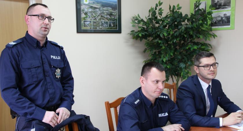 Samorządowcy, Bezpiecznie Zakrzewie Lipce - zdjęcie, fotografia