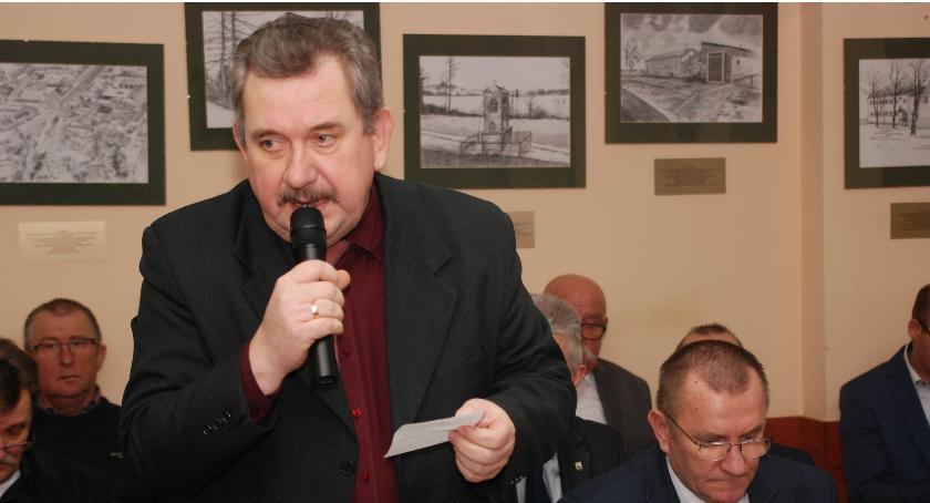 W sesji uczestniczył Andrzej Ruta, dyrektor biura Związku Gmin Krajny w Złotowie