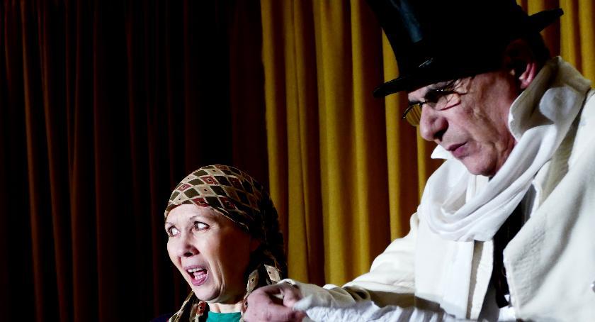 Kino film teatr, Teatralna uczta Polskim Zakrzewie - zdjęcie, fotografia