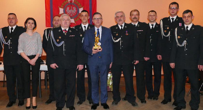 Straż pożarna, Zarząd absolutorium - zdjęcie, fotografia