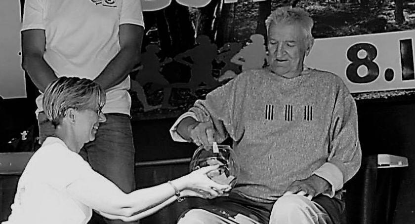 Seniorzy, Lipka żegna Józefa Palenia - zdjęcie, fotografia