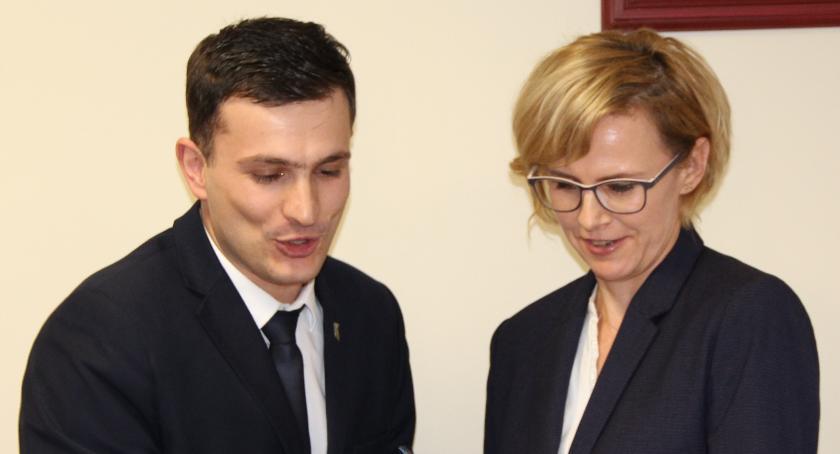 Samorządowcy, Dorota Murach zastępcą wójta - zdjęcie, fotografia