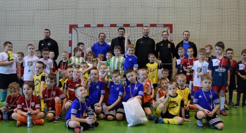 Piłka nożna, turnieje Respect Zakrzewie - zdjęcie, fotografia