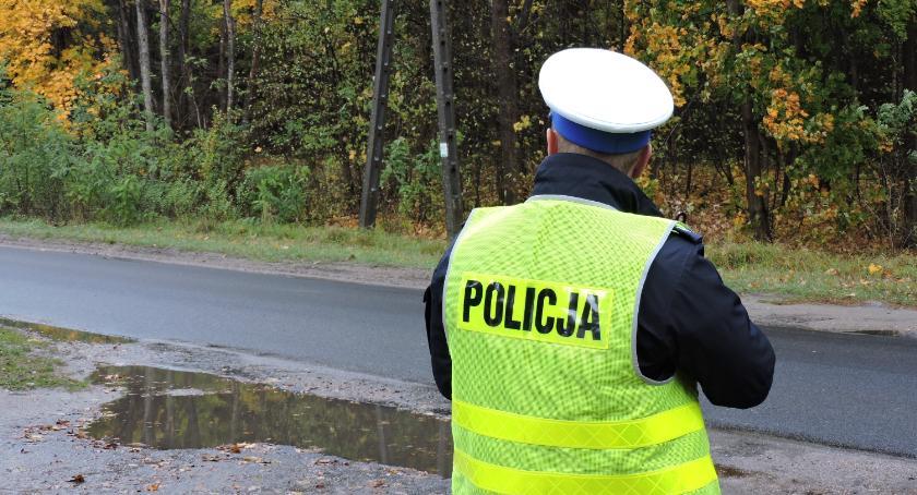 Policja - komunikaty i akcje, Podsumowanie policyjnych działań Prędkość - zdjęcie, fotografia