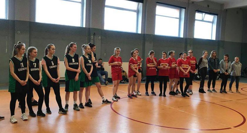 Koszykówka, Koszykarki Ekonoma najlepsze - zdjęcie, fotografia