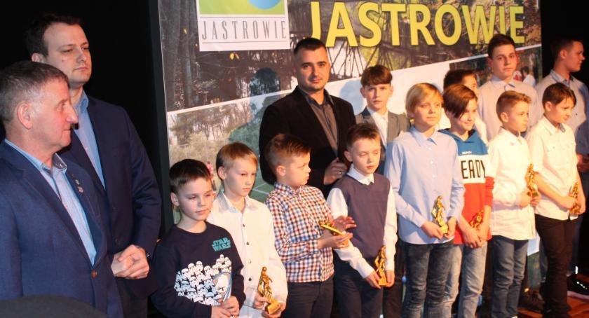 Uroczystości obchody, sportu Jastrowiu - zdjęcie, fotografia