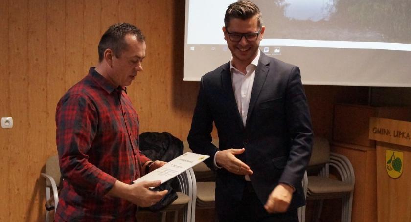 Wędkarstwo, Wędkarze gminy Lipka będą ogólnopolskich mediach - zdjęcie, fotografia