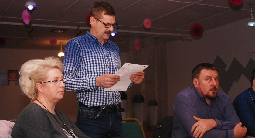 Interwencje czytelników, Burzliwe wybory Józefowie - zdjęcie, fotografia