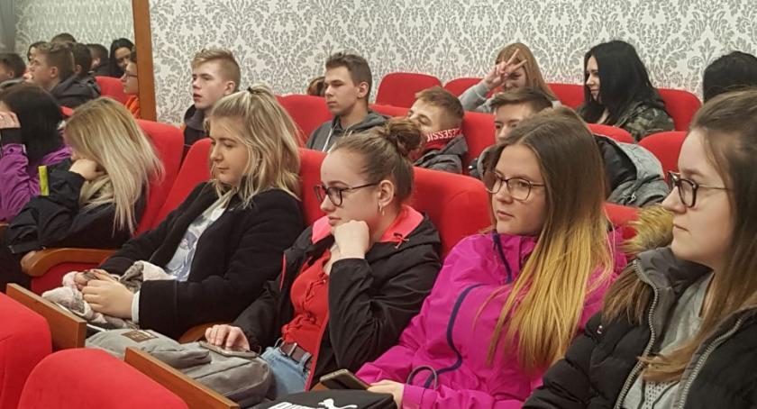 Edukacja, cyberprzemocy Warsztaty CKZiU - zdjęcie, fotografia