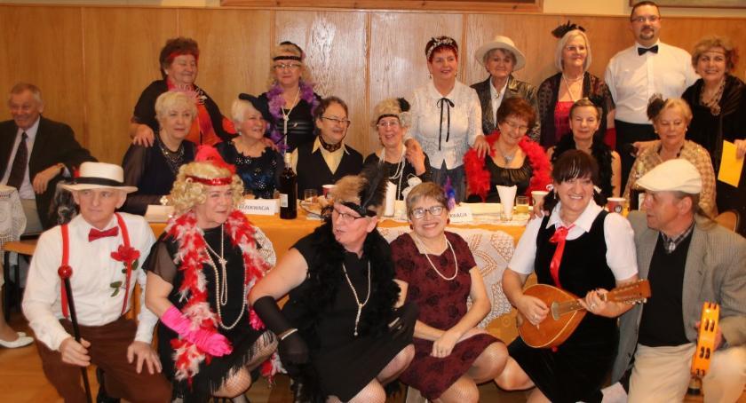Uroczystości obchody, Biesiada retro Spółdzielnią Mieszkaniową Piast - zdjęcie, fotografia