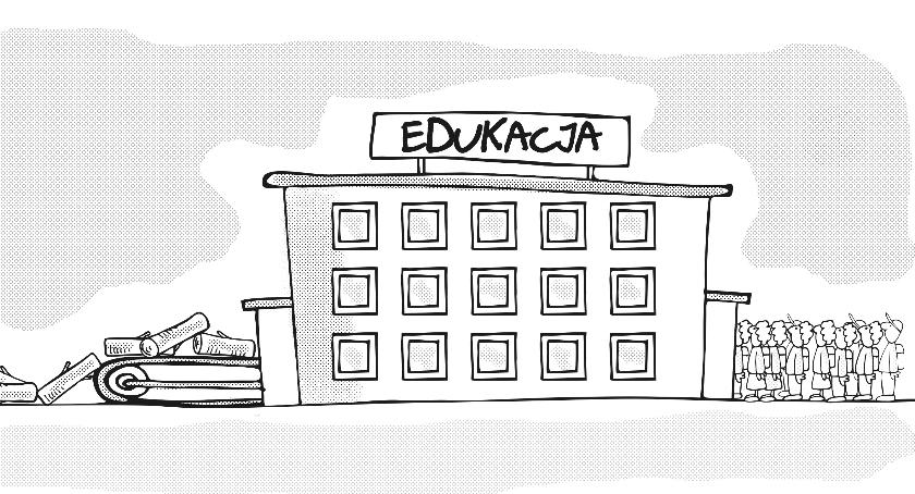 Edukacja, Nauczyciele chcą rzucać szkołę - zdjęcie, fotografia