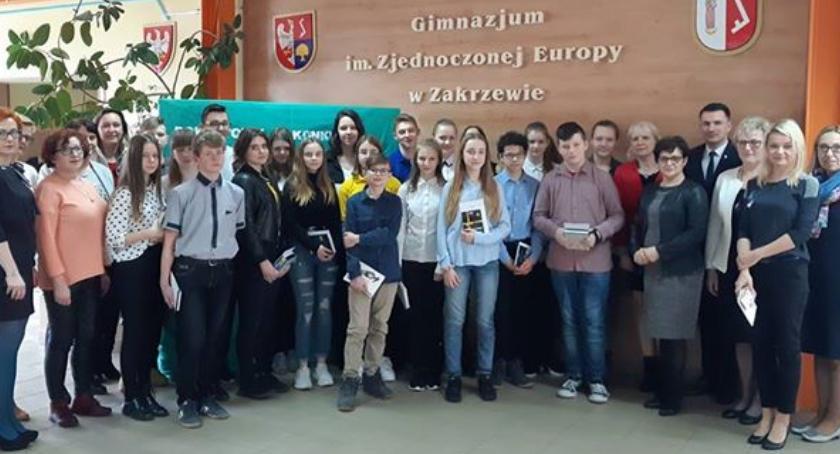 Edukacja, Edycja Powiatowego Konkursu Języka Niemieckiego Zakrzewie - zdjęcie, fotografia