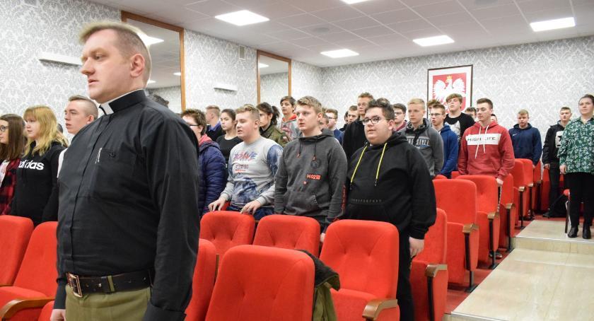 Edukacja, Narodowy Dzień Pamięci Żołnierzy Wyklętych CKZiU - zdjęcie, fotografia