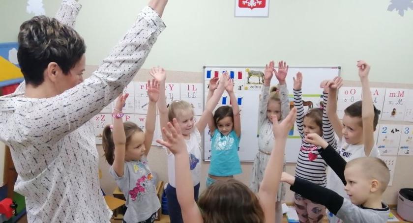 Edukacja, Dzieci pokazały swoje umiejętności - zdjęcie, fotografia