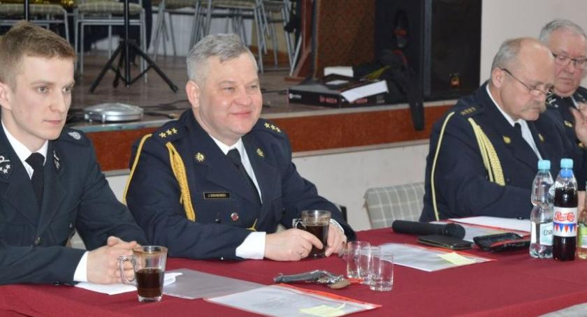 Straż pożarna, Absolutorium zarządu - zdjęcie, fotografia