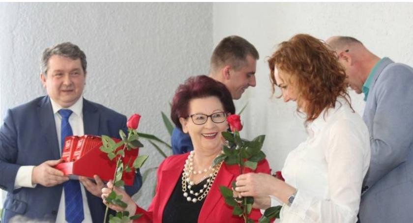 Uroczystości obchody, Dzień Kobiet Jastrowiu - zdjęcie, fotografia