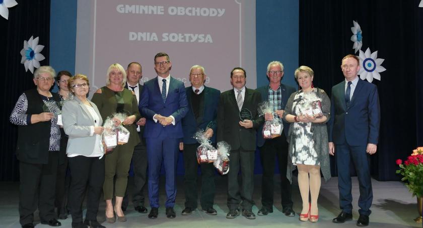 Samorządowcy, Gminne obchody Sołtysa - zdjęcie, fotografia