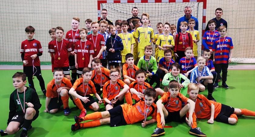 Piłka nożna, Respect Zakrzewie - zdjęcie, fotografia
