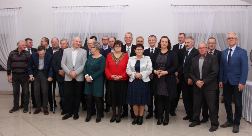 Samorządowcy, Dzień Sołtysa gminie Łobżenica - zdjęcie, fotografia