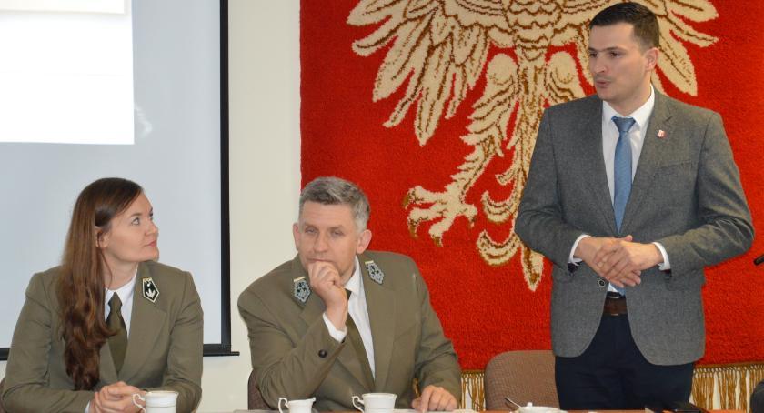 Inwestycje w powiecie, parku krajobrazowym Zakrzewie - zdjęcie, fotografia