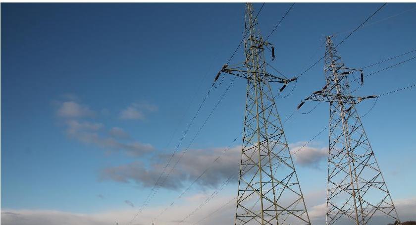 Komunikaty i przetargi, prądu powiecie strażacy interweniowali agregatami - zdjęcie, fotografia