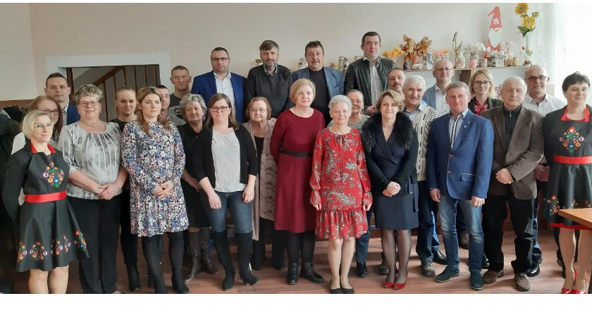 Samorządowcy, Dzień Sołtysa gminie Jastrowie - zdjęcie, fotografia