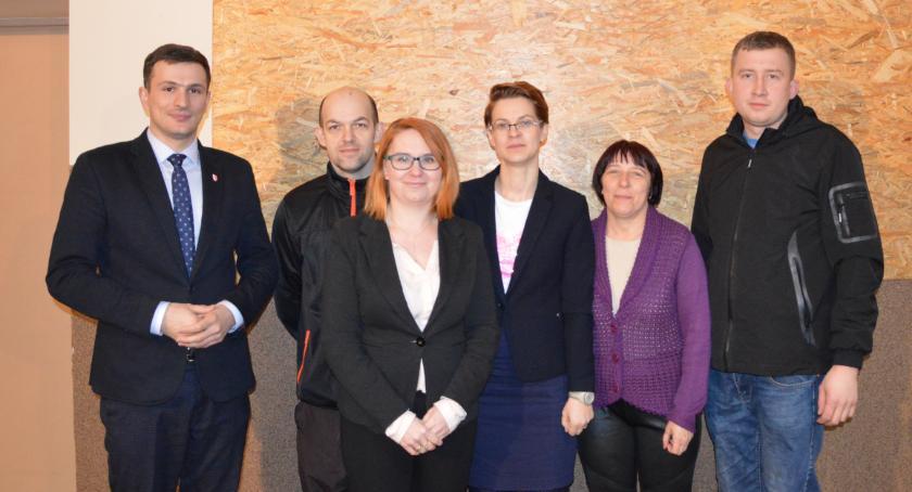 Samorządowcy, Śmiardowie sołtys zmian - zdjęcie, fotografia