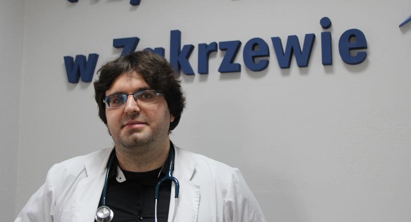 Zdrowie i szpital, lekarz Zakrzewian - zdjęcie, fotografia