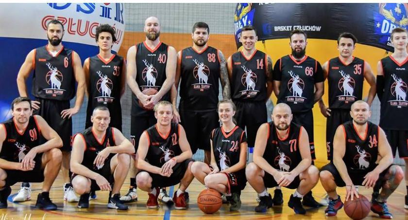 Koszykówka, Złapać - zdjęcie, fotografia