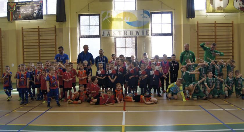 Piłka nożna, Turniej Bambinisów Akademii Start - zdjęcie, fotografia