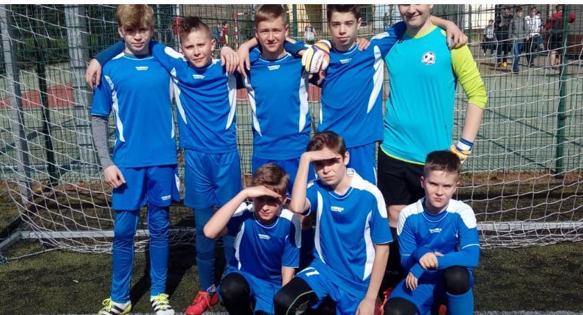 Piłka nożna, Wielkopolski Turniej Orlika - zdjęcie, fotografia