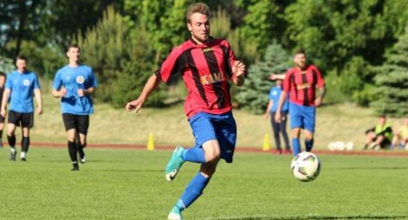 Piłka nożna, punkty Sparty Złotów - zdjęcie, fotografia